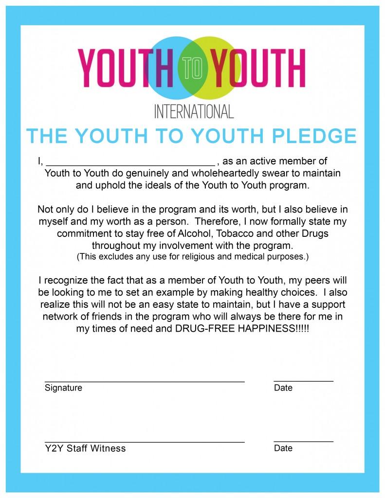 New Pledge